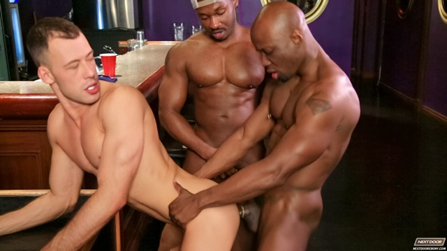 from Quintin african black gay porn
