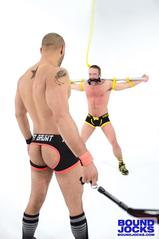 Leo-Forte-and-Dirk-Caber-Bound-Jocks-muscle-hunks-bondage-gay-bottom-boy-fucking-hogtied-spanking-bdsm-anal-abuse-punishment-asshole-abused-006-gallery-video-photo