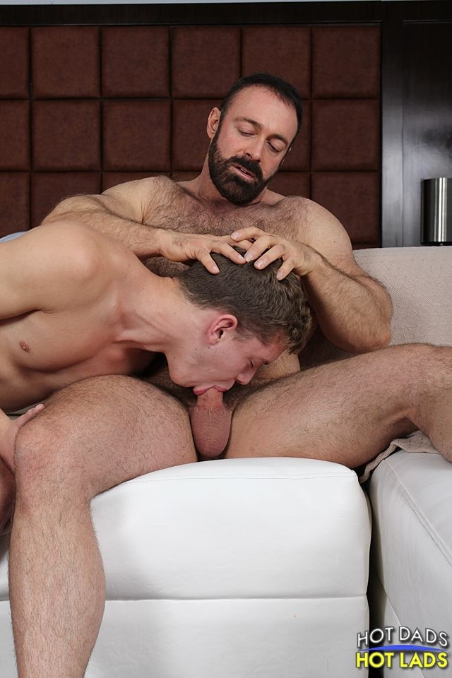 Hot-Lads-Hot-Dads-Ian-Levine-hairy-bear-Brad-Kalvo-hard-on-boxers-lad-shirt-fucks-mouth-strokes-own-huge-cock-008-male-tube-red-tube-gallery-photo