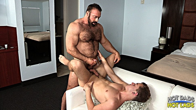 Hot-Lads-Hot-Dads-Ian-Levine-hairy-bear-Brad-Kalvo-hard-on-boxers-lad-shirt-fucks-mouth-strokes-own-huge-cock-017-male-tube-red-tube-gallery-photo