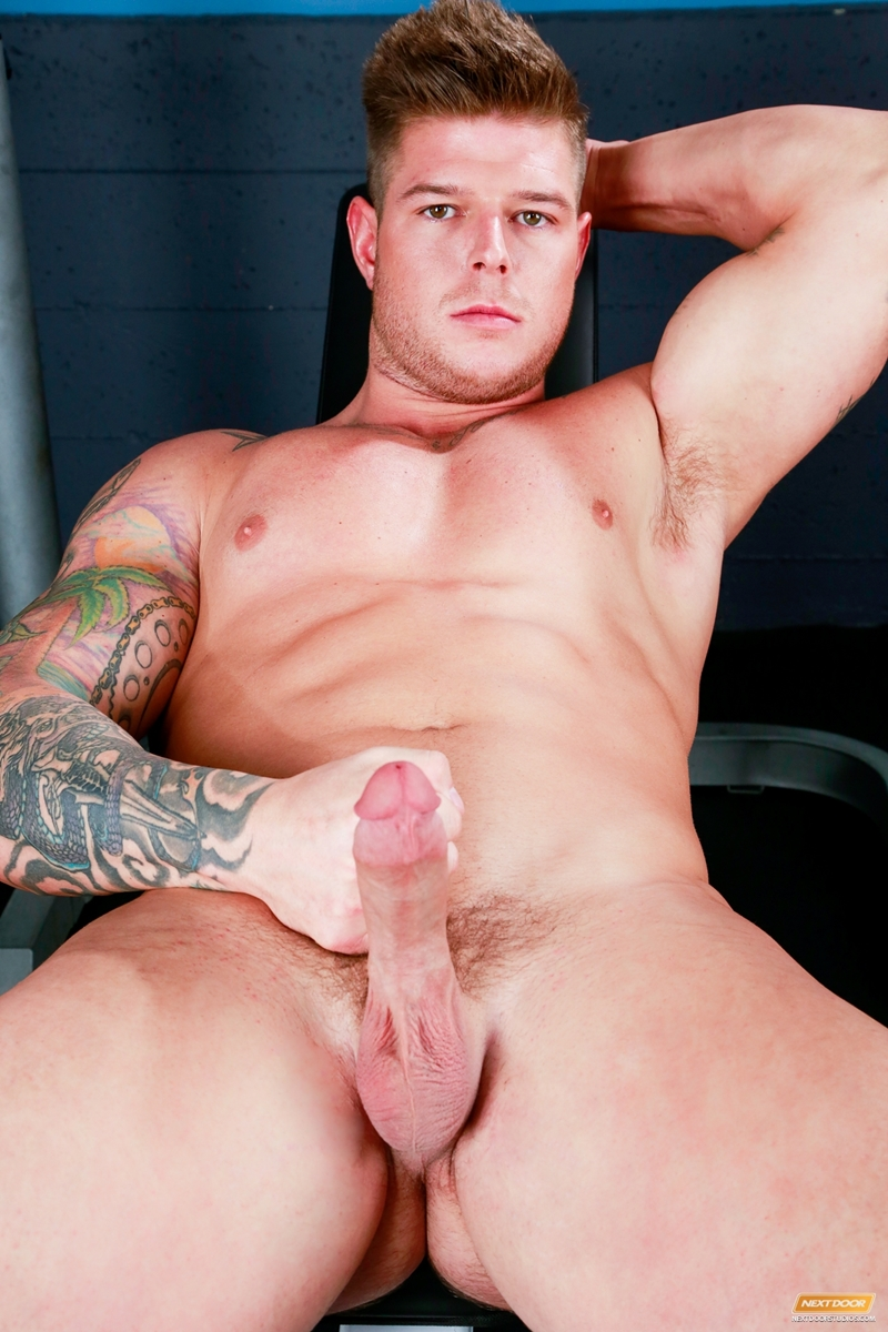 NextDoorMale-Brock-Hammer-strips-bare-spreads-legs-gum-bench-wanking-big-cock-head-jizz-load-008-tube-download-torrent-gallery-photo