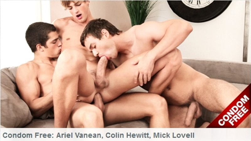 Belami-boys-Ariel-Vanean-Colin-Hewitt-Mick-Lovell-raw-uncut-dick-fucking