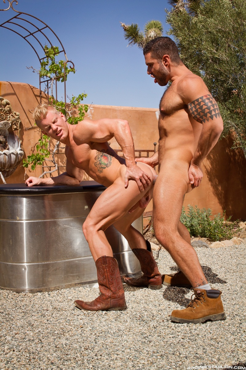 RagingStallion-naked-men-Letterio-Amadeo-Johnny-V-butt-cheek-hairy-chest-fat-10-inch-hard-erect-big-cock-fucking-washboard-abs-13-gay-porn-star-sex-video-gallery-photo
