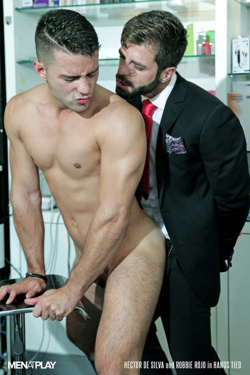 MenatPlay-suited-sex-Robbie-Rojo-sexual-favours-Hector-de-Silva-horny-thick-uncut-Spanish-dick-tongue-deep-rimming-smooth-ass-hole-fucking-22-gay-porn-star-sex-video-gallery-photo