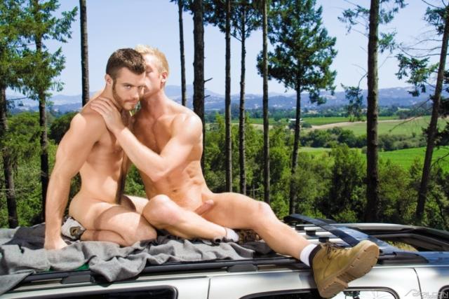 Christopher Daniels and Trent Locke