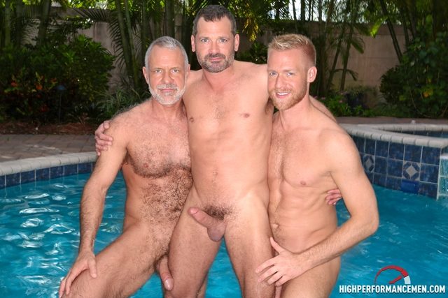 Christopher Daniels and Allen Silver