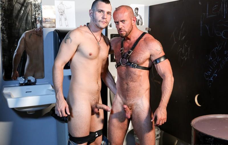 Matt Stevens and Bradley Boyd