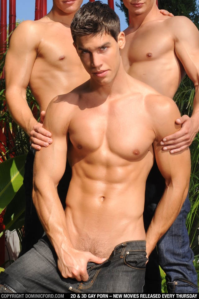 Hottest gay porn stars of Dominic Ford: You Choose?