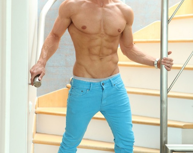 Scenes naked ripped twink poundng wer