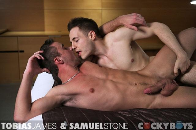 Tobias James and Samuel Stone