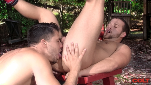 colt studios Luke Adams and Ray Han
