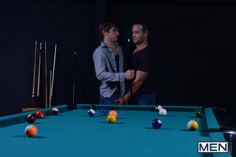 men Johnny Rapid and Luke Adams