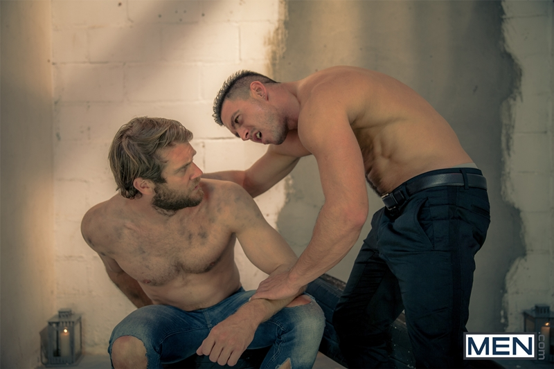men  Paddy OBrian and Colby Keller